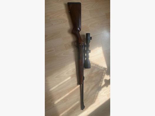 Haenel Jäger 10 Timber LX Kaliber 8x57 IS