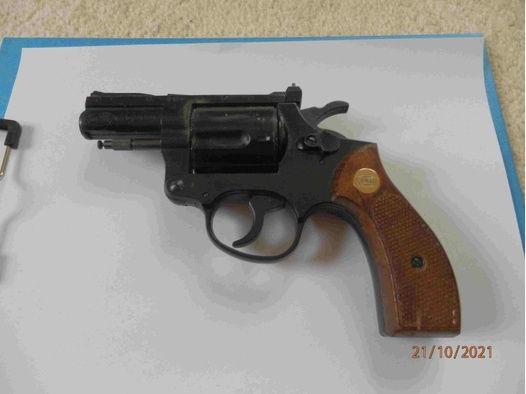 Mauser Magnum Schreckschuss Kal. 45