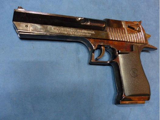 Desert Eagle Feuerzeug Vollmetall Original Größe