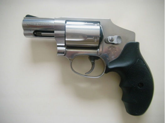 Smith & Wesson, .357 Mag., Mod. 640