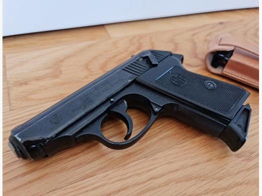Erma EGP 75s 8mm Schreckschusspistole mit Extra Magazin!