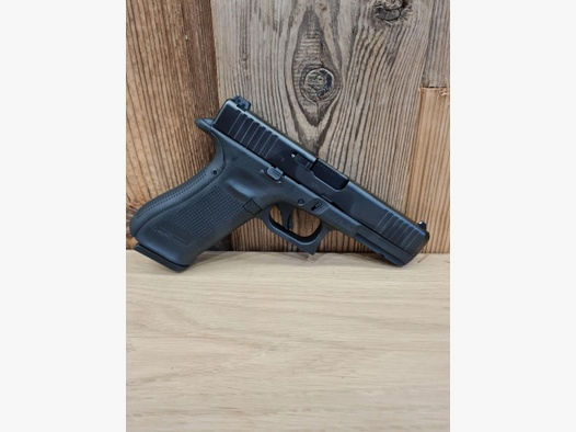 Pistole Glock 17 Gen. 5  9x19 mm www.jagdbar.de