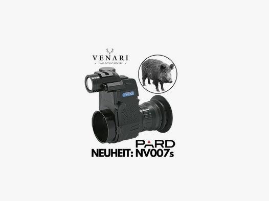 PARD NV007S | Nachtsichtgerät für die Jagd | Kein Wärmebildvorsatzgerät