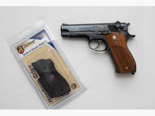 Smith & Wesson 39-2 | halbautomatische Pistole | 9x19mm Luger