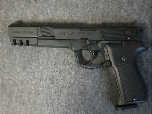 Walther CP 88 Competition Black