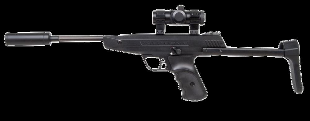 DIANA LP8 Magnum Tactical Set