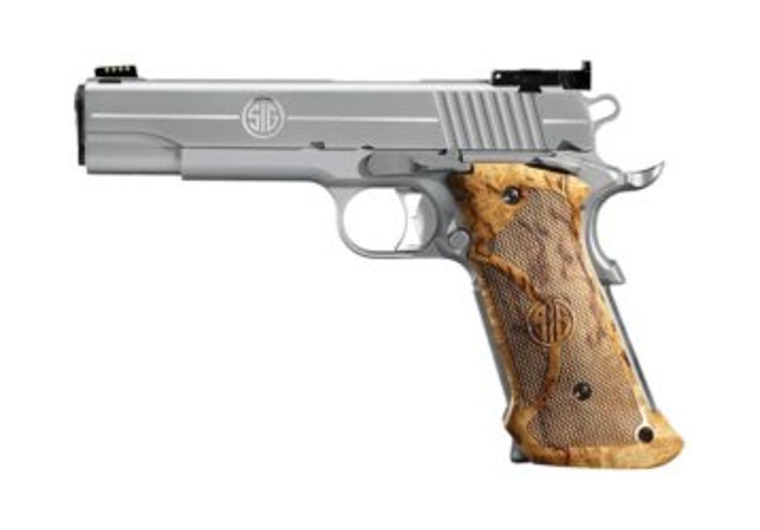 Sig Sauer 1911 Stainless Target