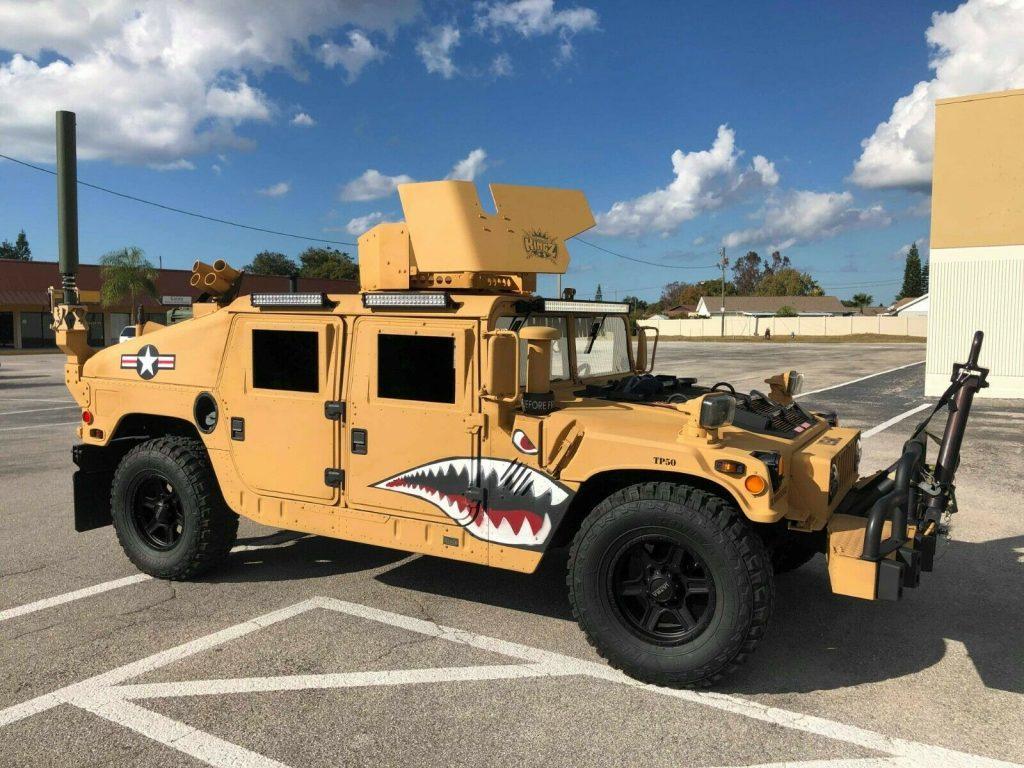 2003 Hummer H1 M1045a2 Slantback