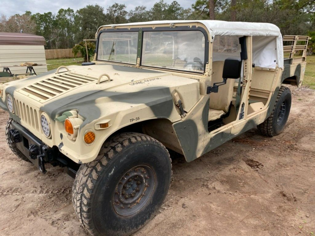 2001 Hummer Humvee Military