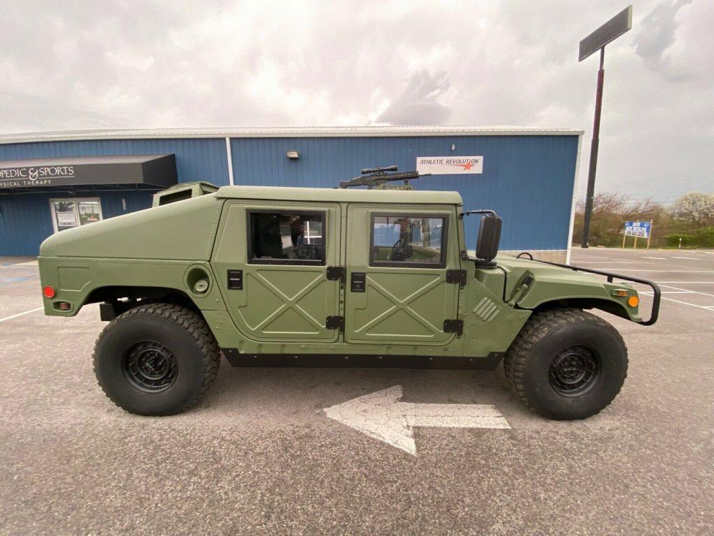 AM General Hmmwv Turbo M1043a2 Humvee
