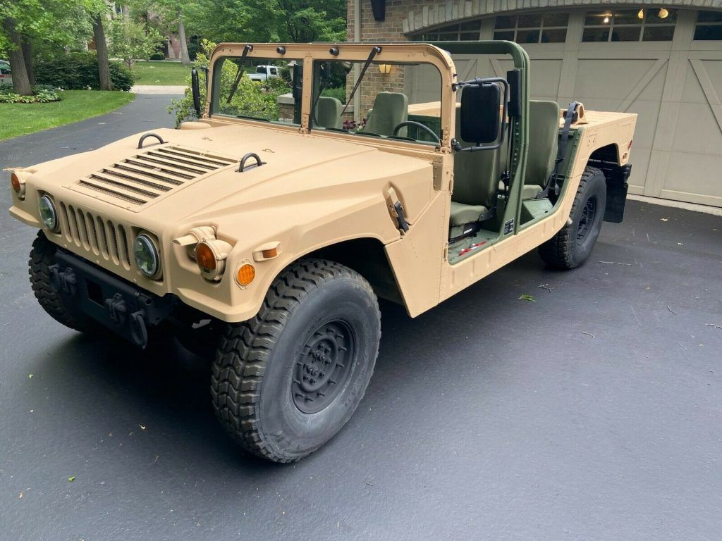 1097 A2 Hummer 6.5L GEP Military