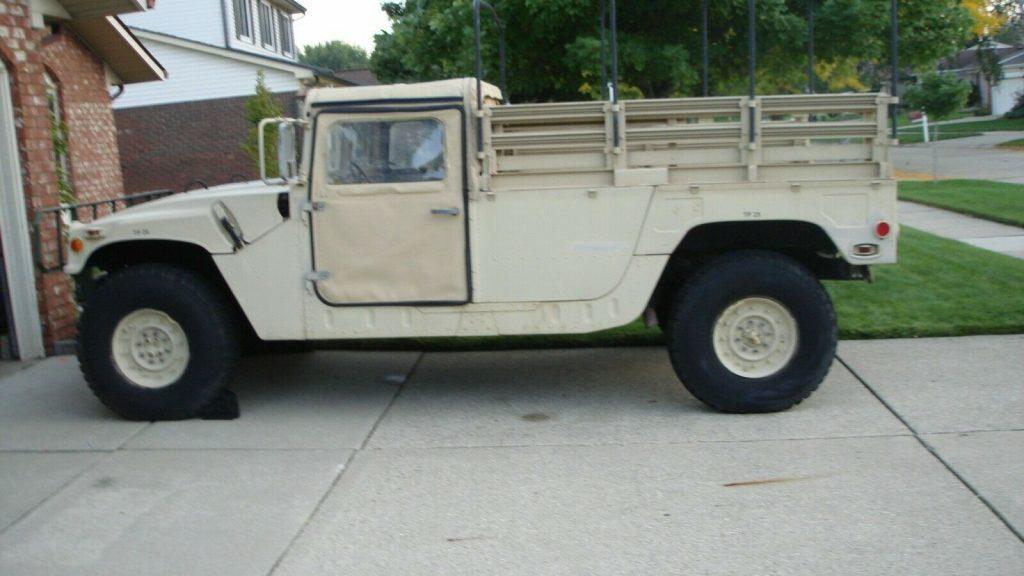 AM General M 998 Humvee