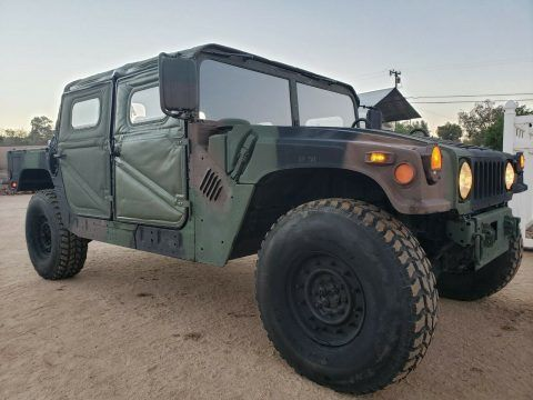 2010 Hummer H1 for sale