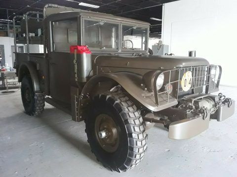1954 Dodge M37 4×4 Truck for sale