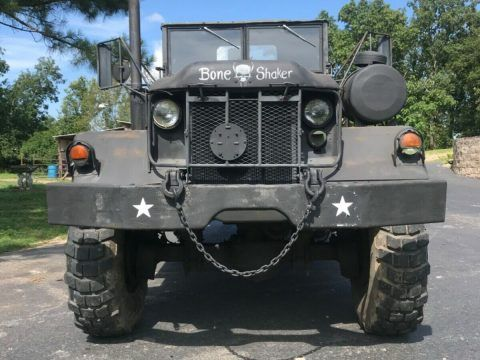 AM General M809 Military truck for sale