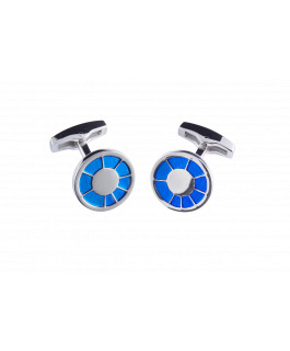 In Circles Cufflinks
