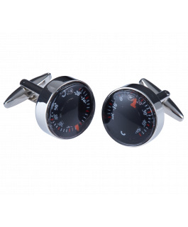 The Thermostat Cufflinks