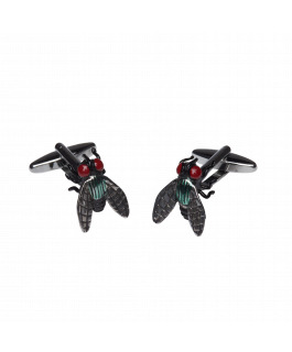 Bug Out Cufflinks