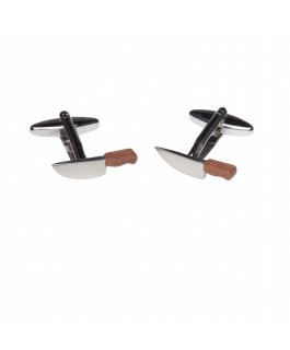 The Carver Cufflinks