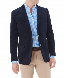 The Benson Cord Blazer