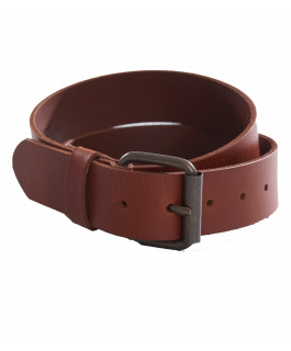 Tan Casual Leather Belt