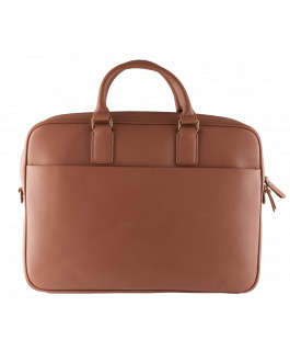 Hitchcock Cognac Bag