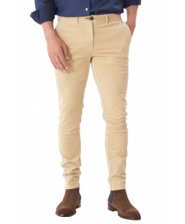 The Carter Cord Pant - Sand