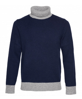 The Noel Roll Neck Knit