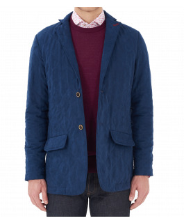 The Windy Quilted Blazer