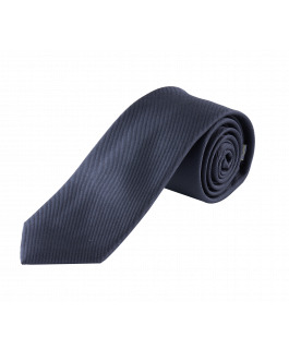 The Jet Silk Tie