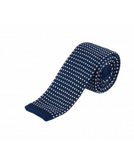 The Astro Knitted Tie