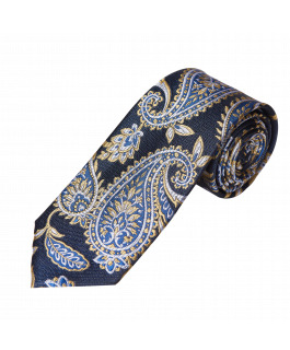 The Gimlet Silk Tie