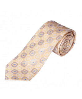 The Golden Hour Silk Tie