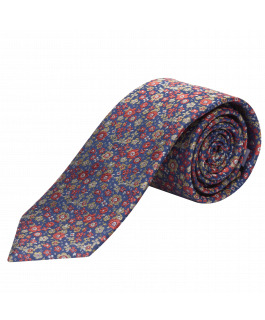 The Rhine Silk Tie