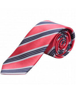 The Amur Silk Tie