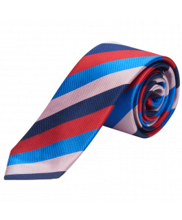 The Thames Silk Tie