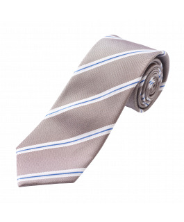 The Manta Silk Tie