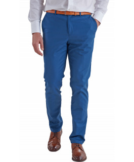 The Huxton Pant - Airforce Blue