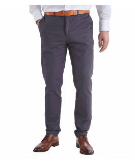 The Huxton Pant - Charcoal