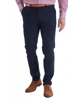 The Huxton Pant - Navy