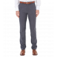 The Bruzer Pant - Grey Trousers Charcoal