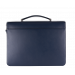 The Berlin Navy Briefcase Bags