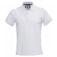 The Portland Polo - White Shirts White