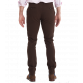 The Charlie Chino - Chocolate Trousers Brown
