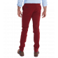 The Charlie Chino - Red Trousers Red