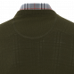 The Berliner Khaki Crew Neck Merino Jerseys