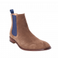 The Bowie Boots Brown