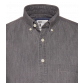 Grey Chambray Denim Shirt Shirts Grey