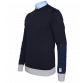 Navy Crew Neck Jersey Jerseys