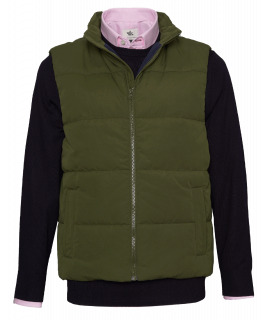 The Downer Puffer Vest